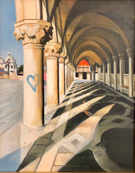 Heart in the Arches, Venice