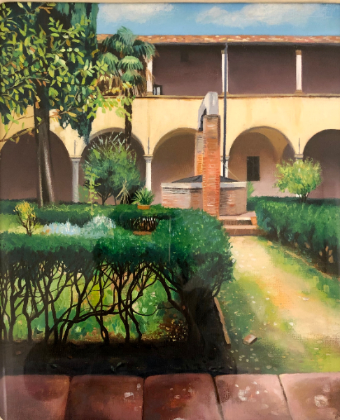 St Agostino Cloisters