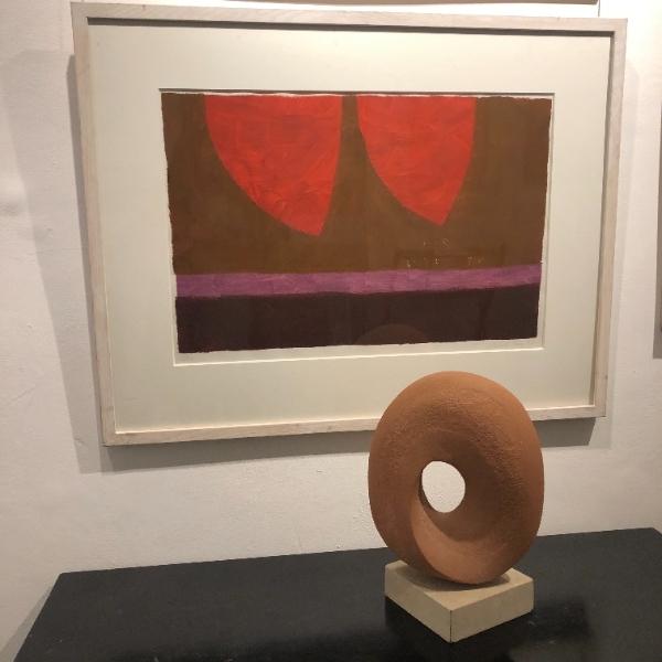 Finestra Rosso in situ