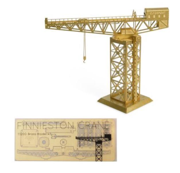Finnieston Crane (flat kit version)