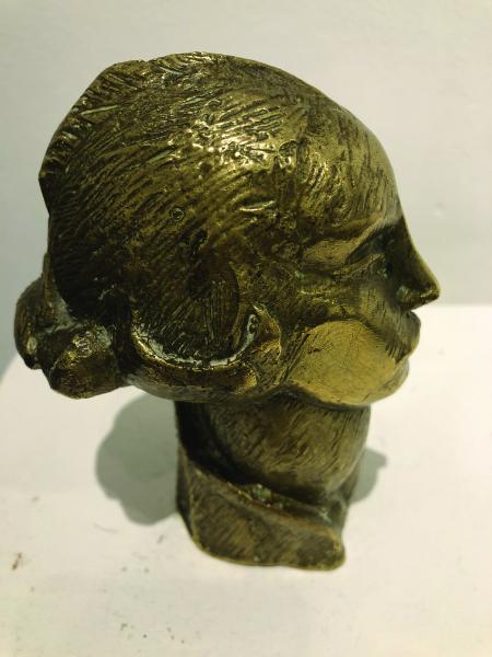 Head of Meg, 1971