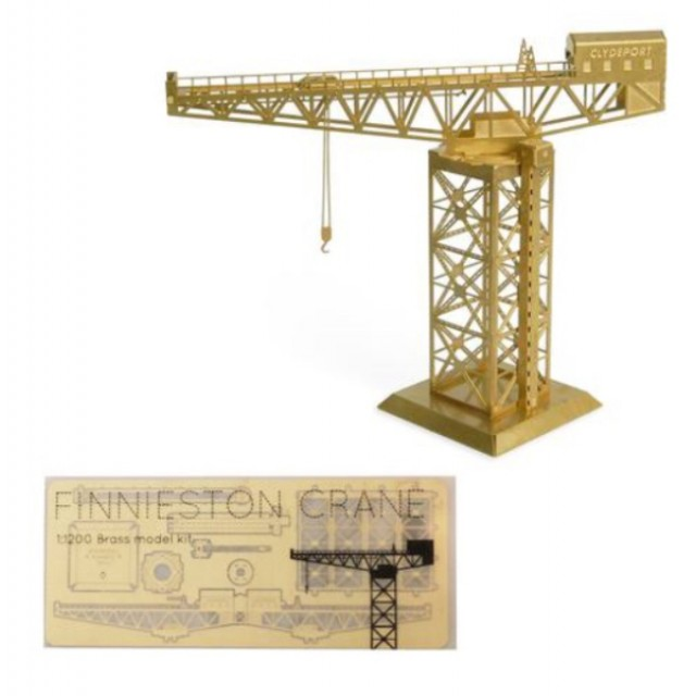 Finnieston Crane (flat kit version)
