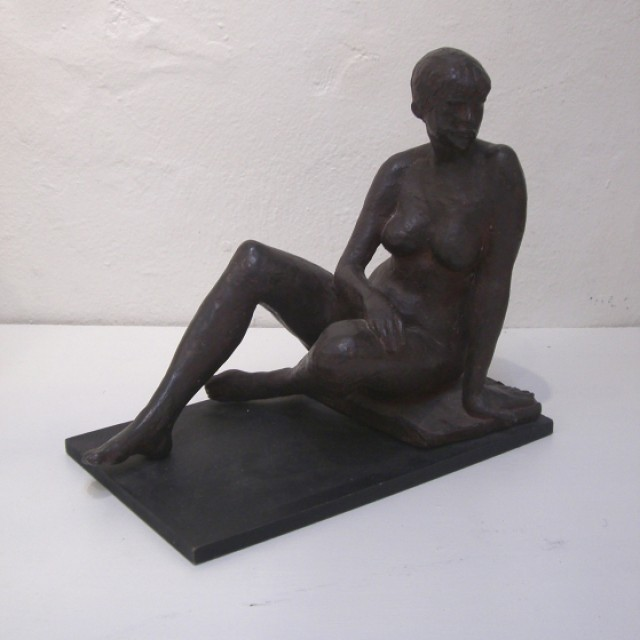 Sitting Female, 1983