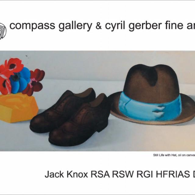 Jack Knox RSA RSW RGI HFrias DLitt