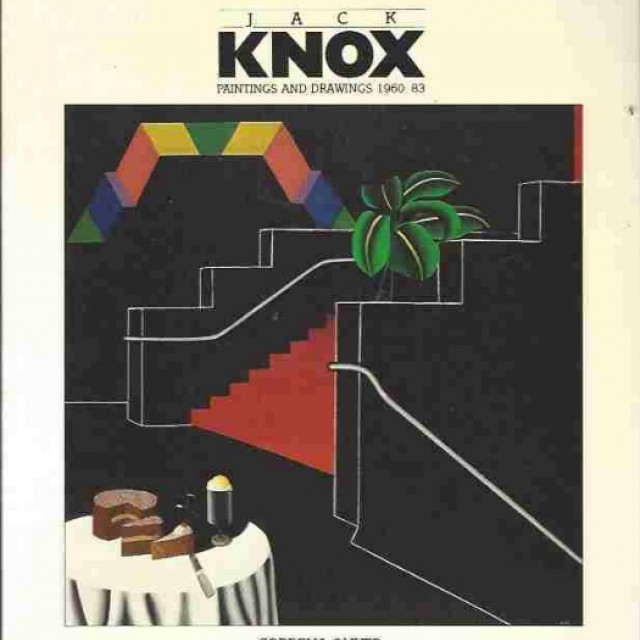 Jack Knox - Paintings & Drawings 1960-83