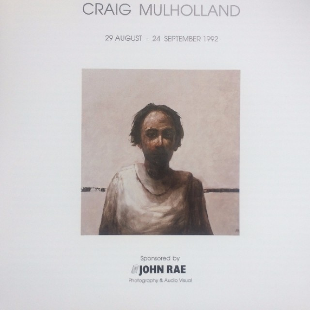 Craig Mulholland - Solo Exhibition