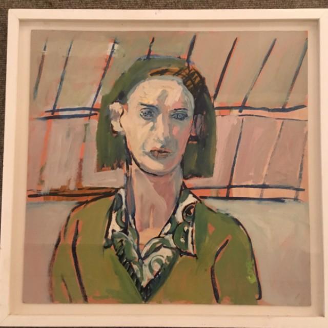 Self Portrait in Loft