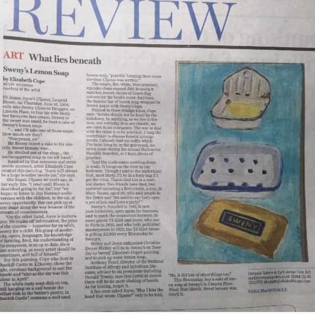 Elizabeths recent review