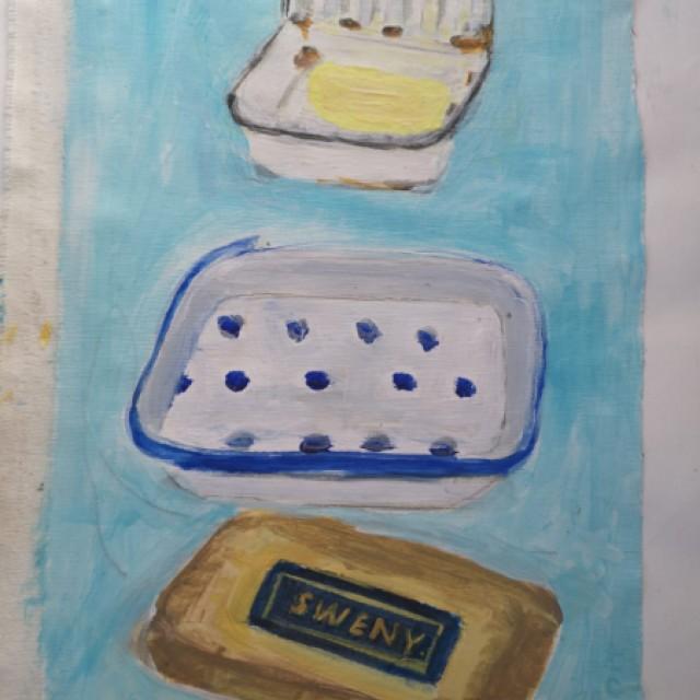 Swenys Lemon Soap