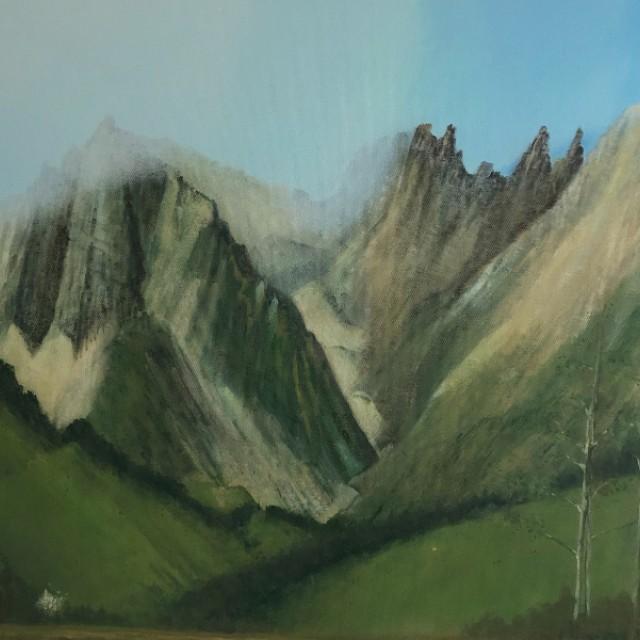 Appenine Landscape