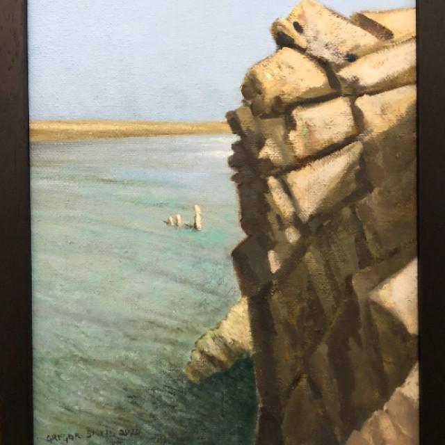The Euphrates at Dura Europos