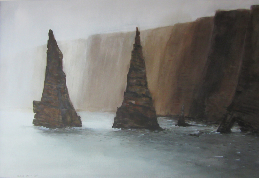 Duncansby Stacks and Thirle Door