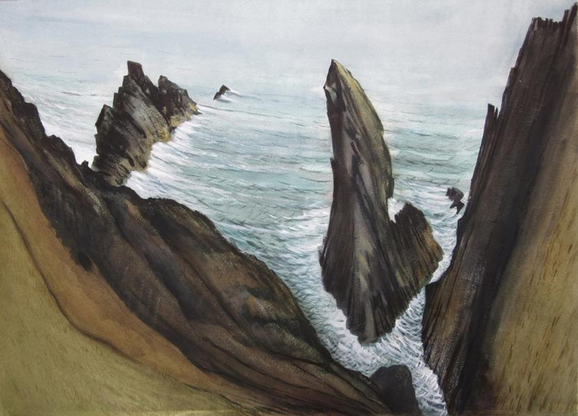 Portpatrick Cliffs