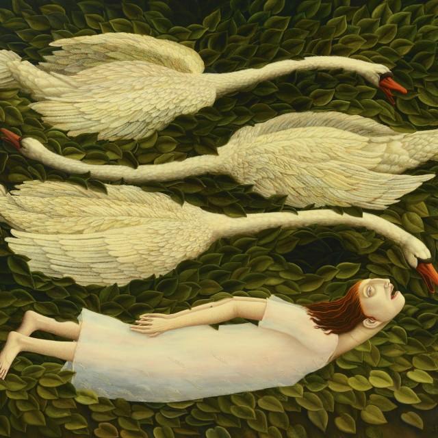 Helen Flockhart - Swan Like