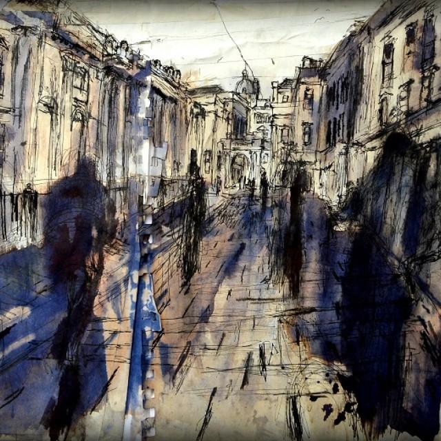 Merchant City, Winter