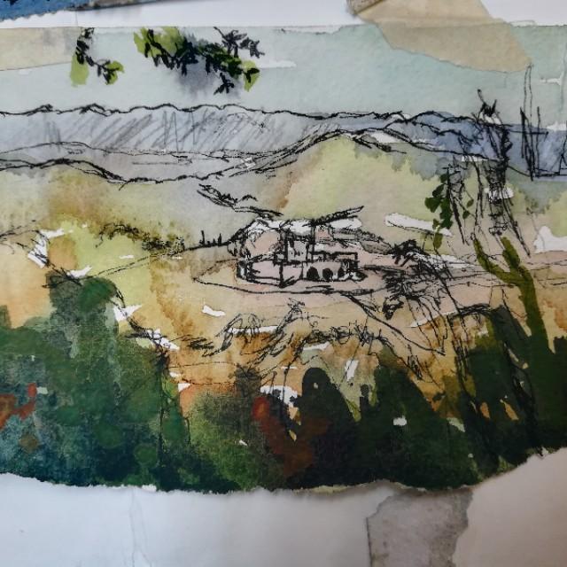 Tuscan Landscape 1