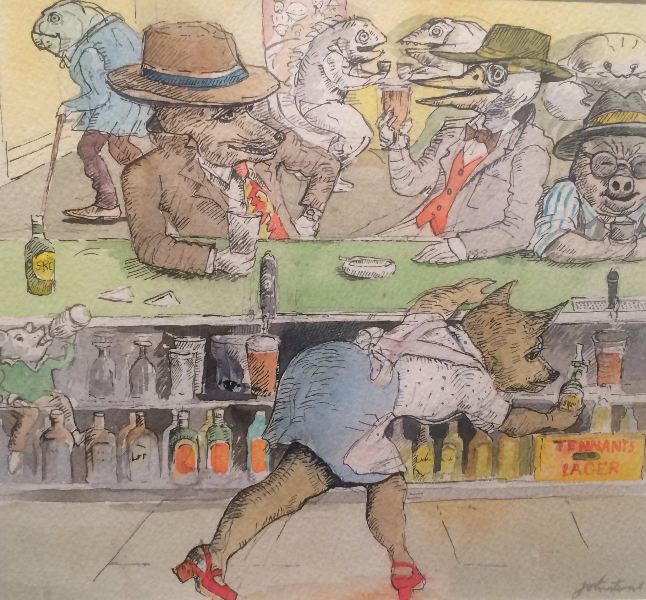 The Fox Bar