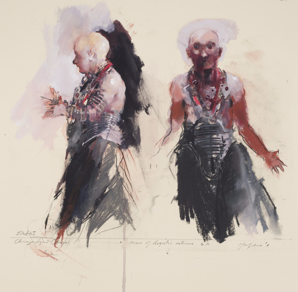 Aegisthus - Retinue, Elektra