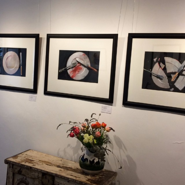 John Macfarlane exhibition