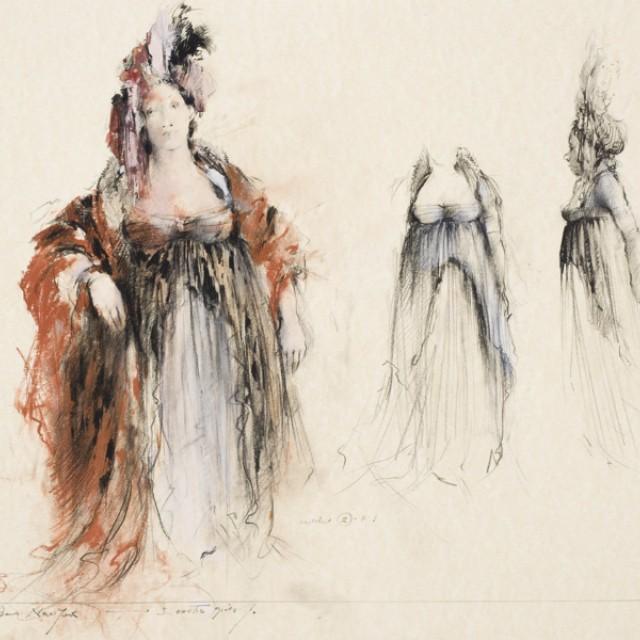 Exotic Girls, Model 1 - Tosca