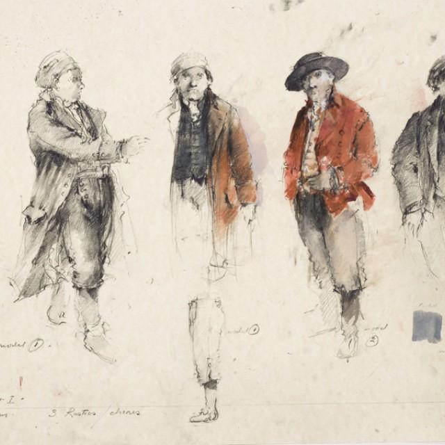 Rustic Men - Tosca