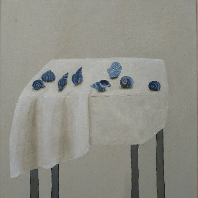 Table with Shells
