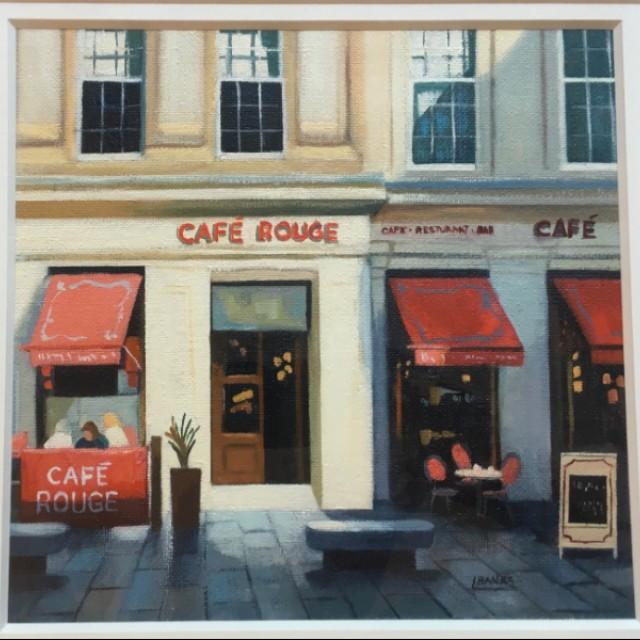 Cafe Rouge  £650