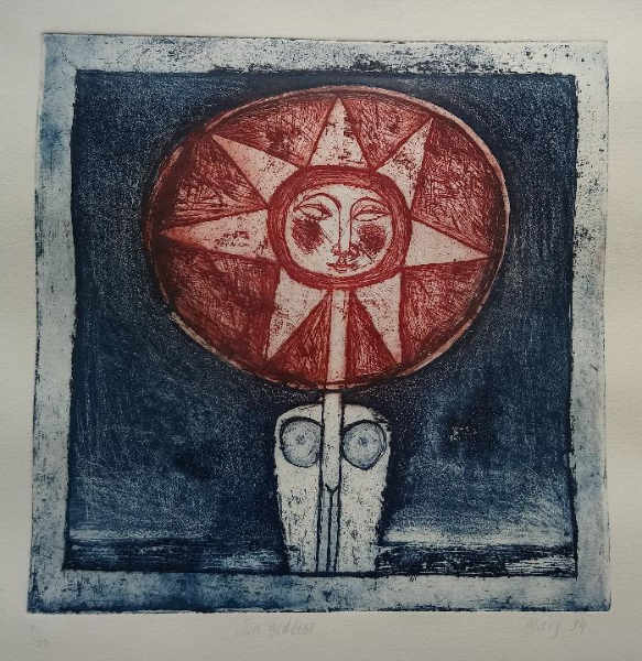 marj-bond-sun-goddess-etching-7-of-30-25-x-25-cm1