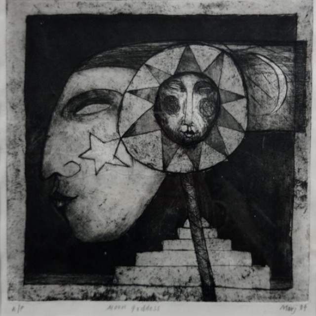 marj-bond-moon-goddess-etching-ap-25-x-25-cm1