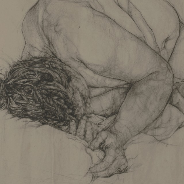 asleep-in-the-afternoon-morag-second-study-detail-black-pencil-on-handmade-himalayan-paper-patrick-allan-fraser-studio-c2a9-rebecca-westguard1