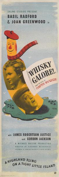 Whisky Galore, 1949, British