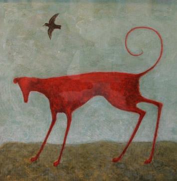 wallace-alasdair-dog-and-bird-acrylic