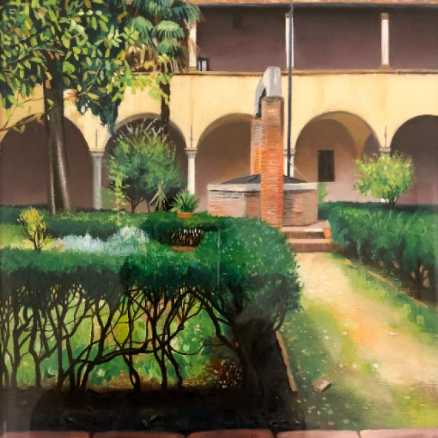 St. Agostino Cloisters