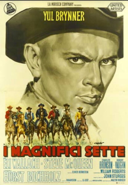 I Magnifici Sette (The Magnificent Seven)