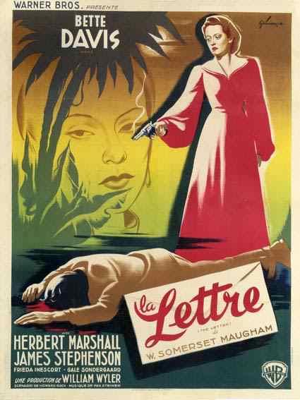 La Lettre (The Letter)