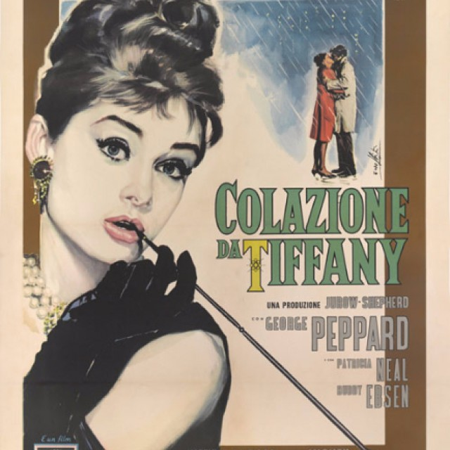 Colazione da Tiffany (Breakfast at Tiffanys)