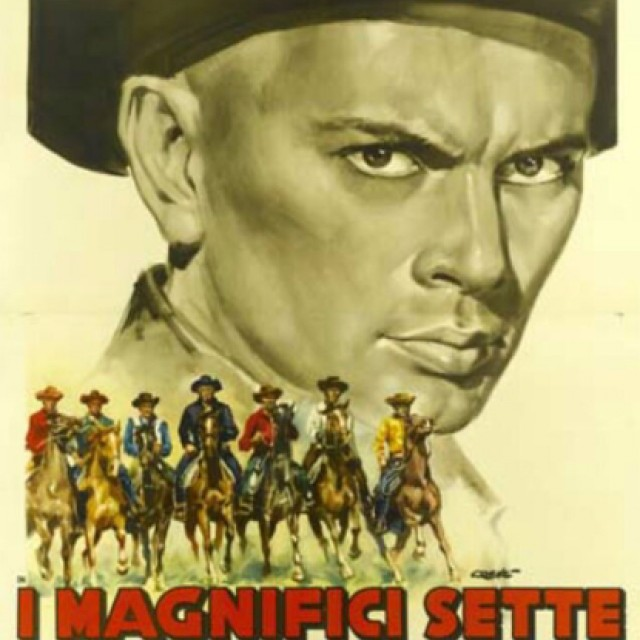 I Magnifici Sette (The Magnificent Seven)