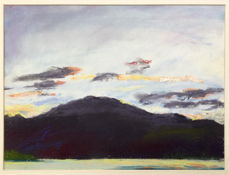 Hill Mist, Loch Oich, Day Three