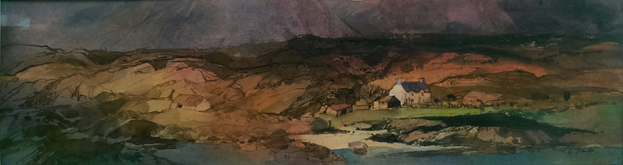 The School-teachers House, Tarskavaig