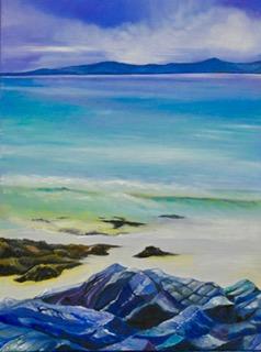 Luskintyre Beach, Harris £295