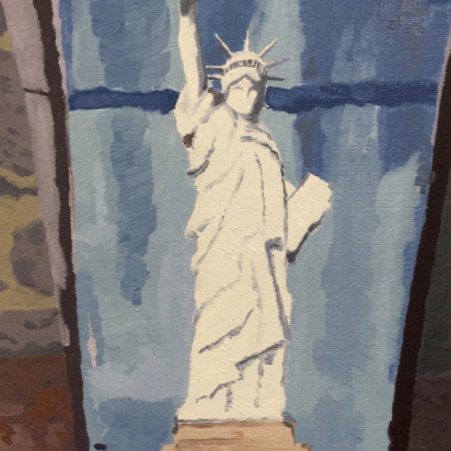 Statue of Liberty £100