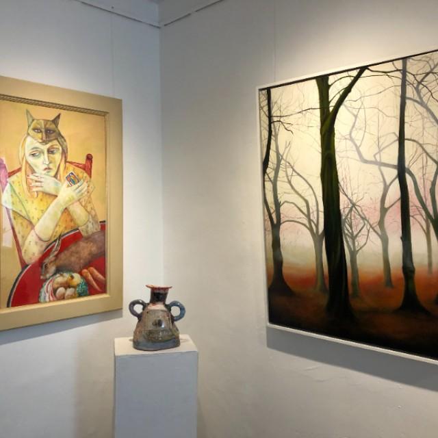 In situ - Joyce W Cairns & Marie Barbour