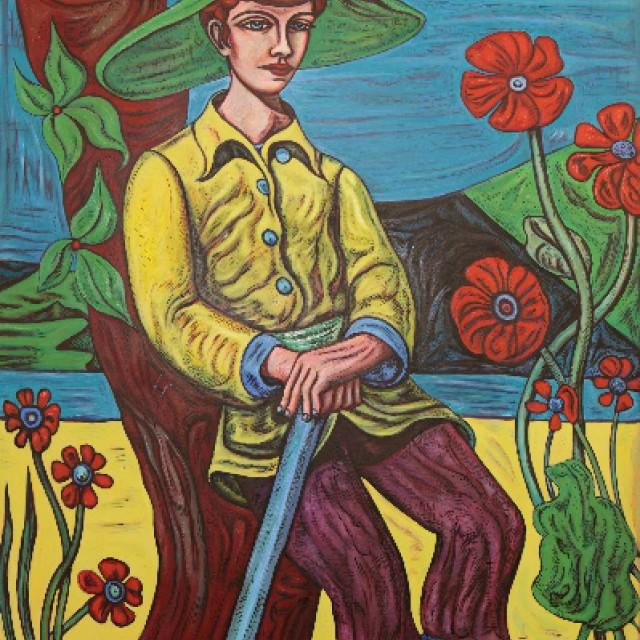 Adrian Wiszniewski RSA: New Paintings & Drawings