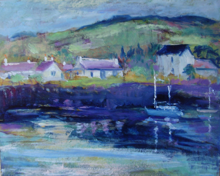 Reflections, Easdale