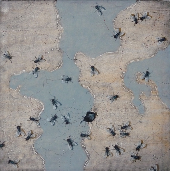 Map of the Flies