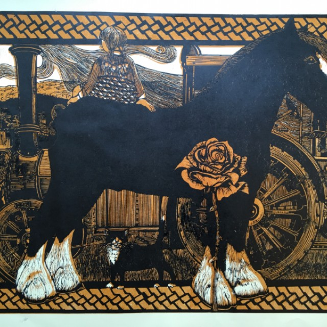 Horse Power (sold)