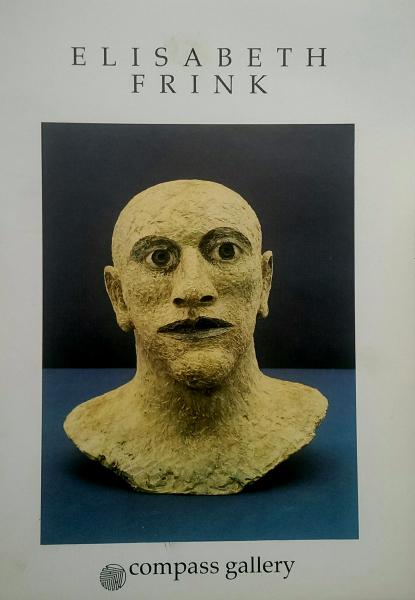 Elizabeth Frink: Sculpture, Drawings, Etchings