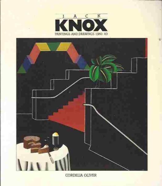 Jack Knox - Paintings & Drawings 1960-83