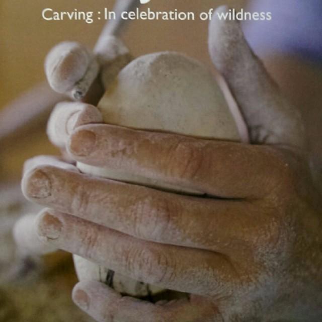 Belinda Rush Jansen: Carving, in Celebration of Wildness