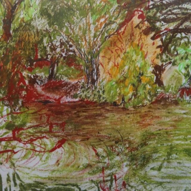 Green Pond on Hampstead Heath